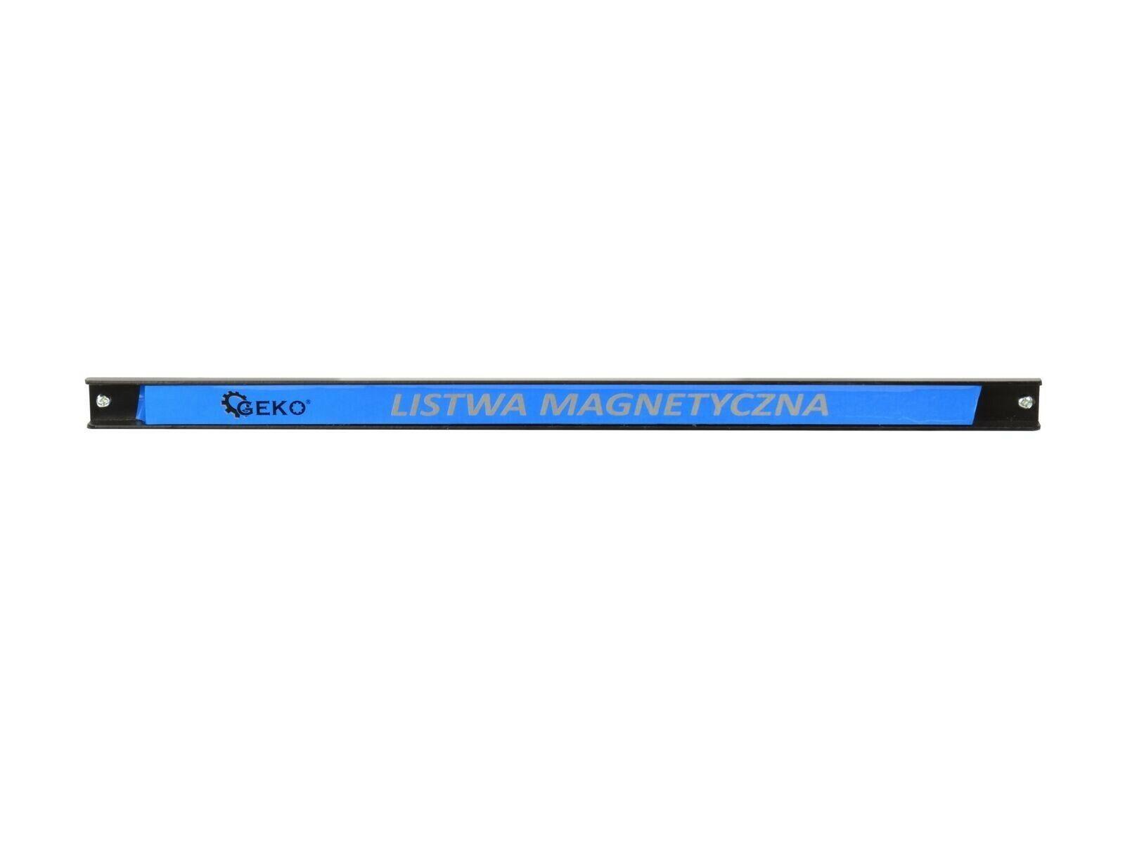 Magnetická lišta, 50 cm, GEKO