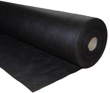 Netkaná agrotextilie proti plevelu 1,10x10m, černá, UV filtr, GEKO