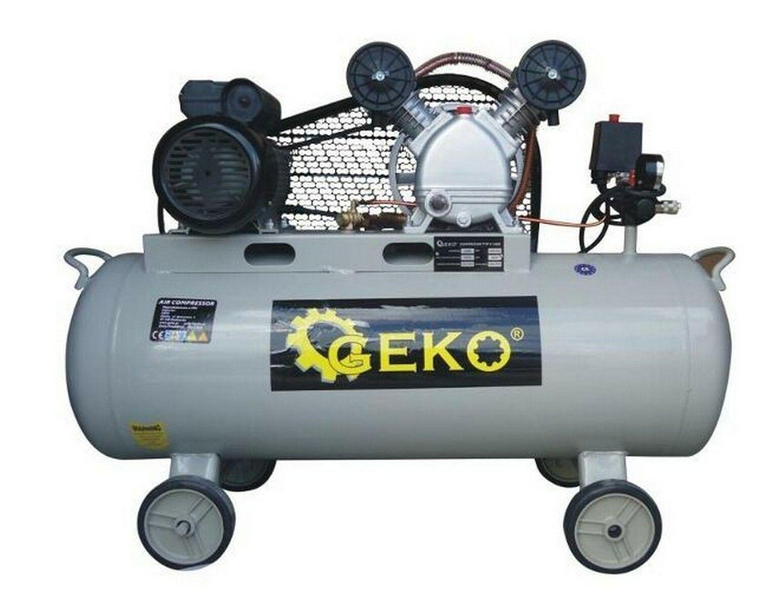GEKO G80302 Kompresor olejový, 100l, typ V