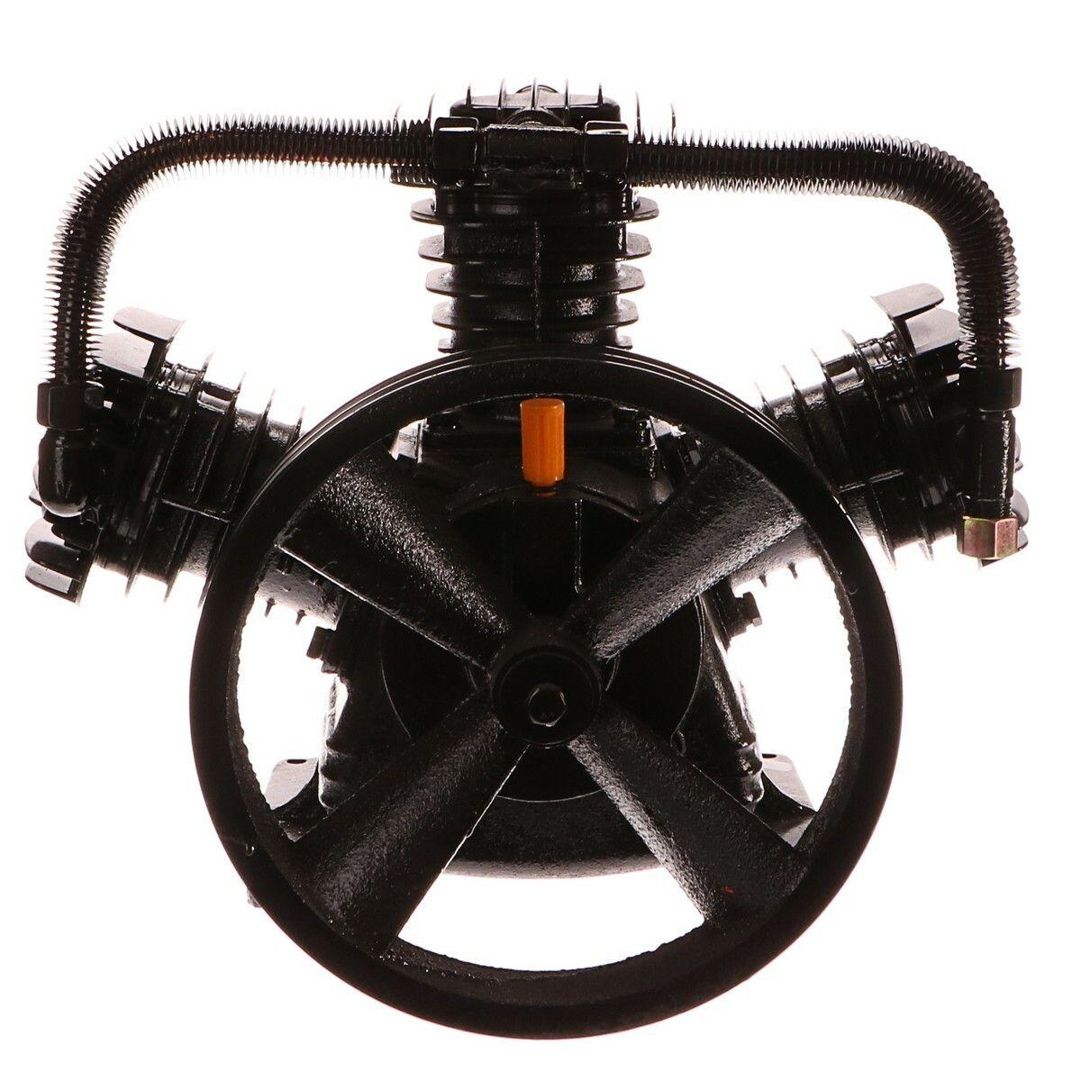 GEKO G80314 Kompresor do vzduchového kompresoru třípístový, 5,5HP, 100l
