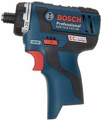 Vrtací šroubovák aku, bez baterie, Bosch GSR 10,8 V-EC HX Professional, 06019D4102
