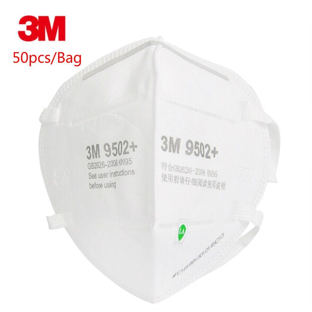 Respirátor KN95 (FFP2) - 50ks balení (3M) SIXTOL