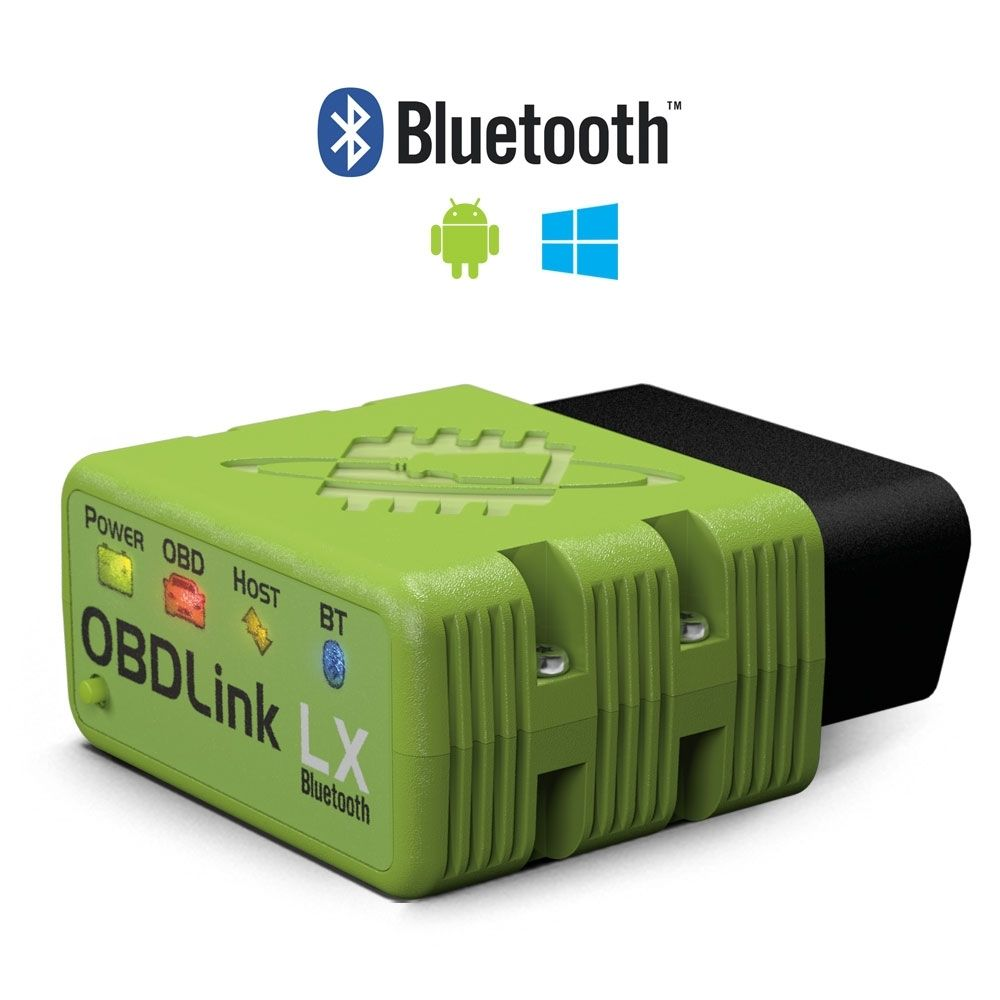 Diagnostika OBDLink LX Bluetooth  CZ program TouchScan - 3 roky záruka SCANTOOL