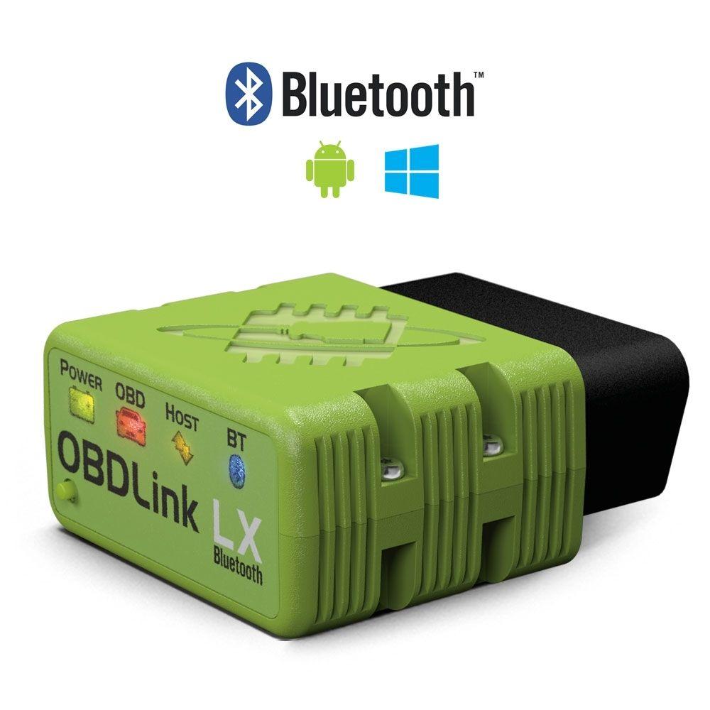 Diagnostika OBDLink LX Bluetooth + CZ program TouchScan - 3 roky záruka SCANTOOL