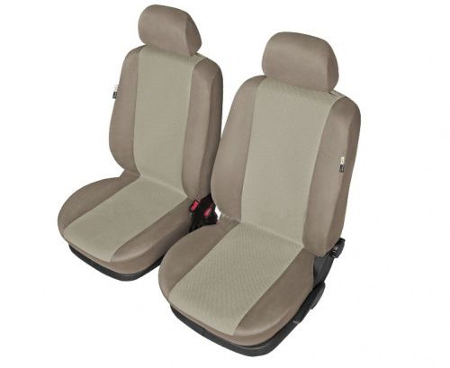 Autopotahy MARS II na přední sedadla, béžové SIXTOL