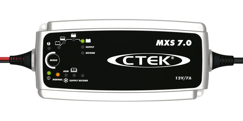 Nabíječka CTEK MXS 7.0 12V, 7A