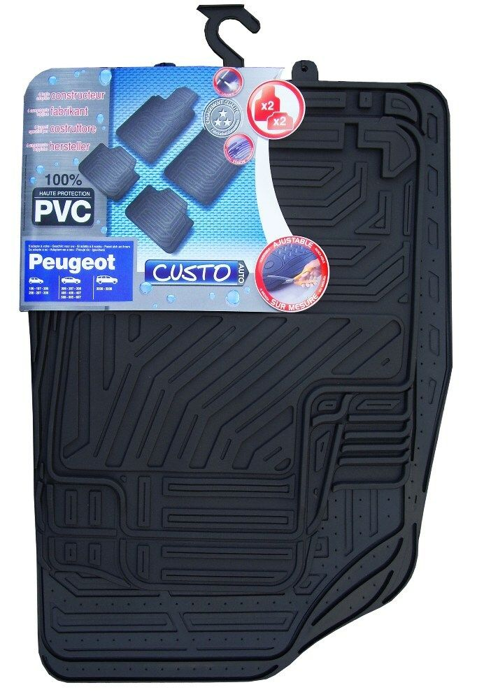Autokoberce Peugeot 5008, od r. 2010