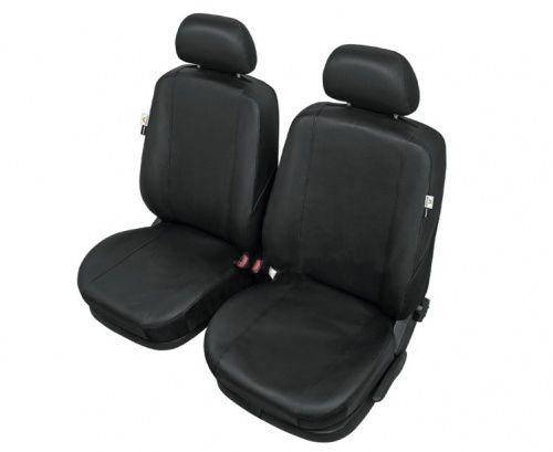 Autopotahy PRACTICAL na přední sedadla, černé (black)