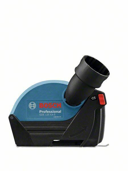 Bosch vodicí saně s odsávacím hrdlem GDE 125 EA-S Professional, 1600A003DH