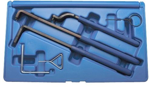 Sada klíčů na řemenice k napínání řemenů VW, Audi QUATROS