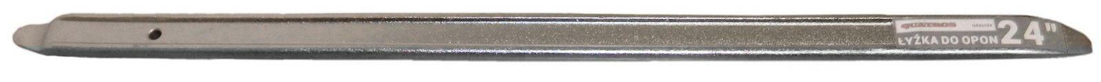 Montážní páka na pneumatiky - montpáka, délka 600 mm QUATROS