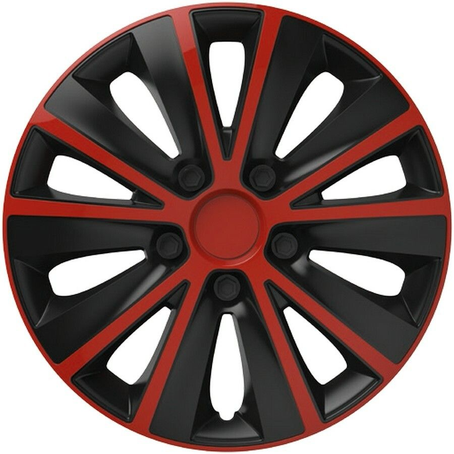 "Poklice RAPIDE Red/Black 1ks 13"" SIXTOL"