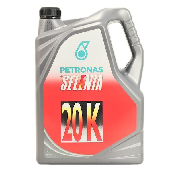 Selenia 20 K 10W-40 5 L PETRONAS