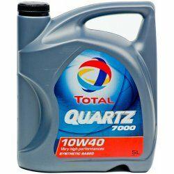Motorový olej Total QUARTZ 7000 10W-40 5L