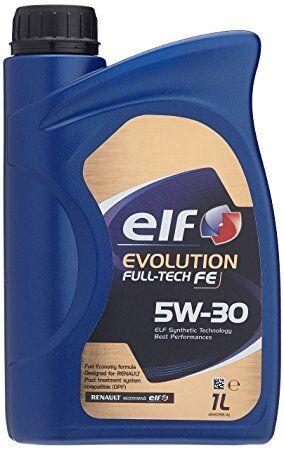 Motorový olej Elf Evo. Full-Tech FE (Solaris DPF)  5W-30  1L