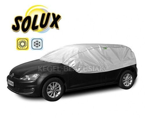 Fotografie Plachta proti slunci SOLUX M-L SIXTOL