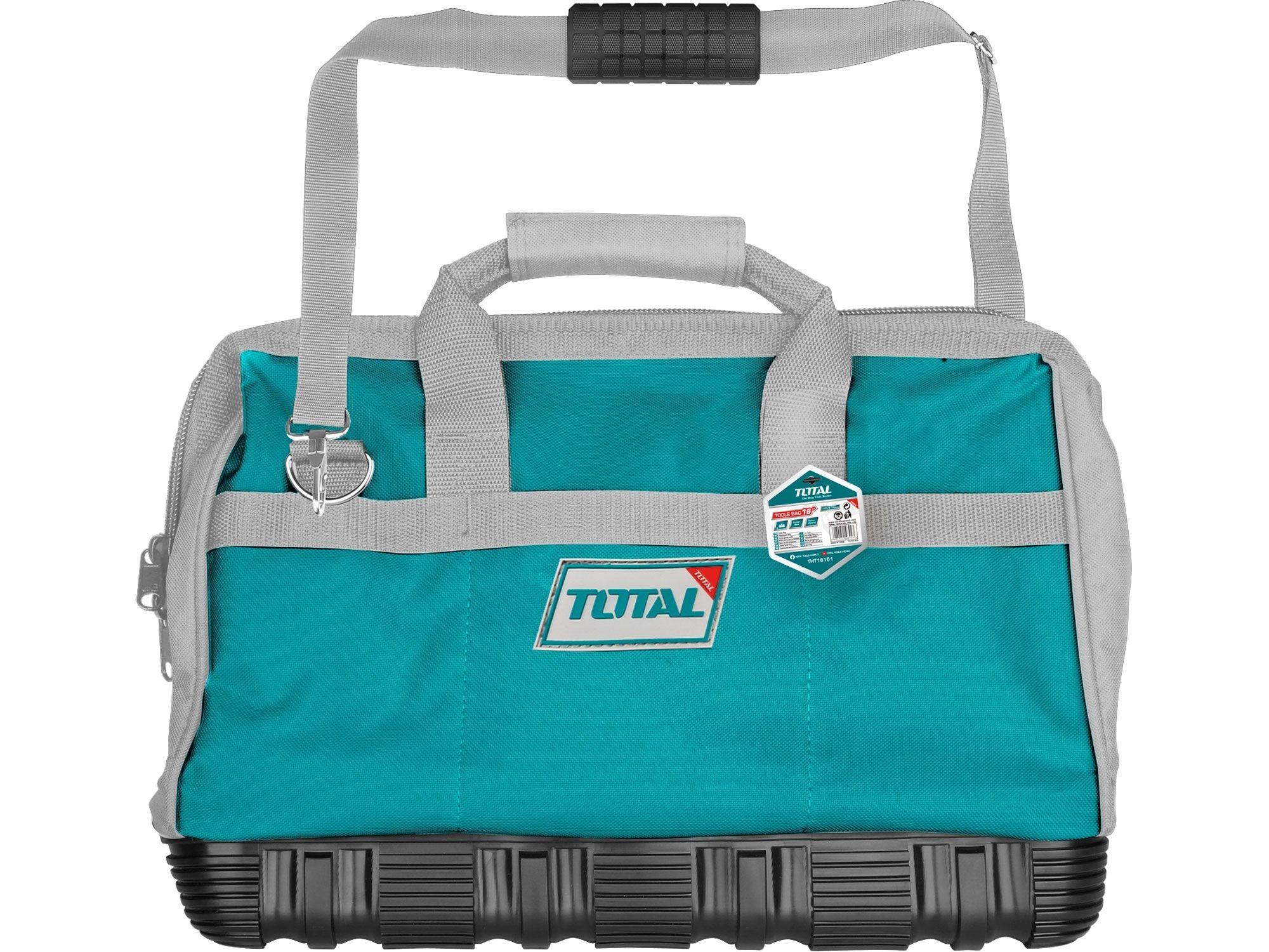 Taška na nářadí, 40cm, nosnost 20kg TOTAL-TOOLS