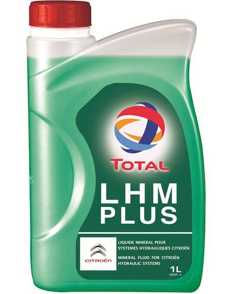 Hydraulický olej Total LHM Plus 1L