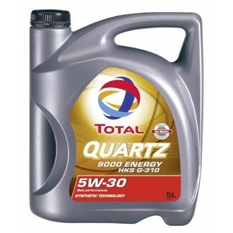 Motorový olej Total Quartz 9000 HKS 5W-30 5L