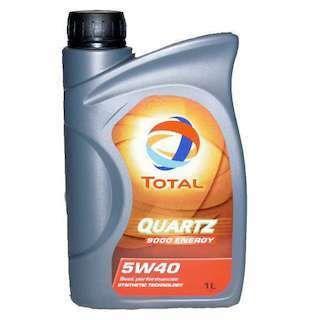 Motorový olej Total Quartz 9000 HKS 5W-30 1L