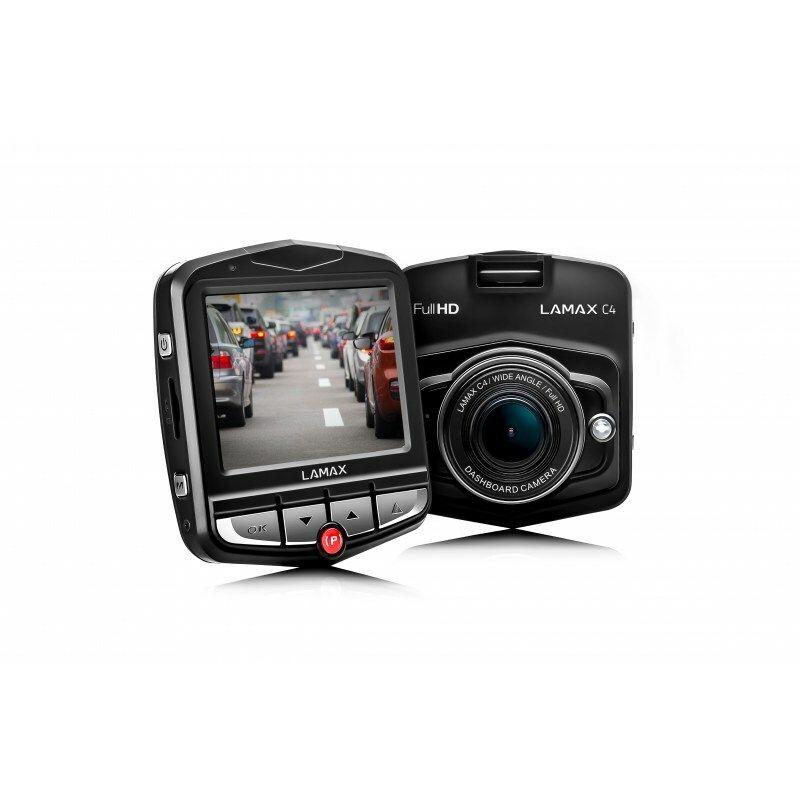 Palubní kamera Lamax drive C4