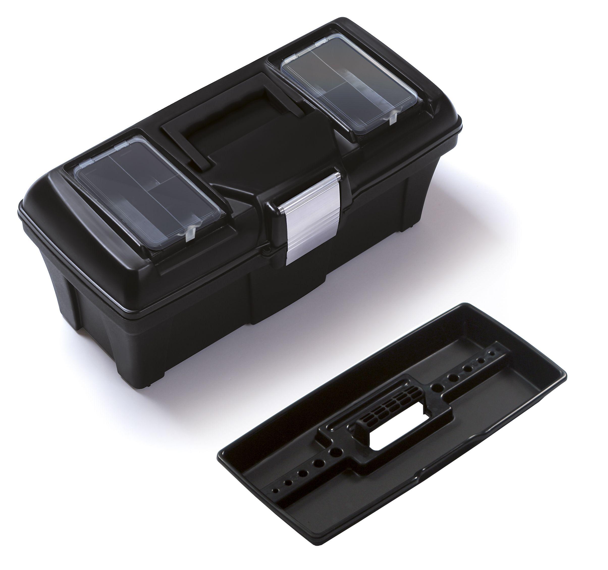 """Plastový box na nářadí 15"""", nosnost 9 kg, VIPER SIXTOL"""