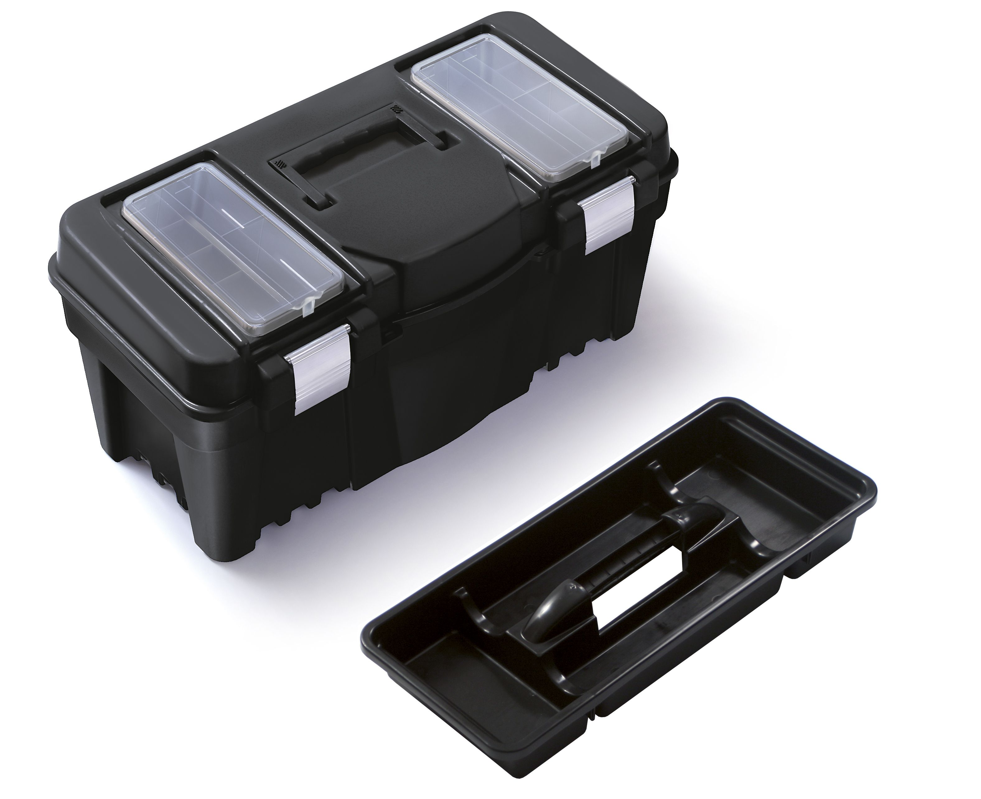 """Plastový box na nářadí 22"""", nosnost 20 kg, VIPER SIXTOL"""