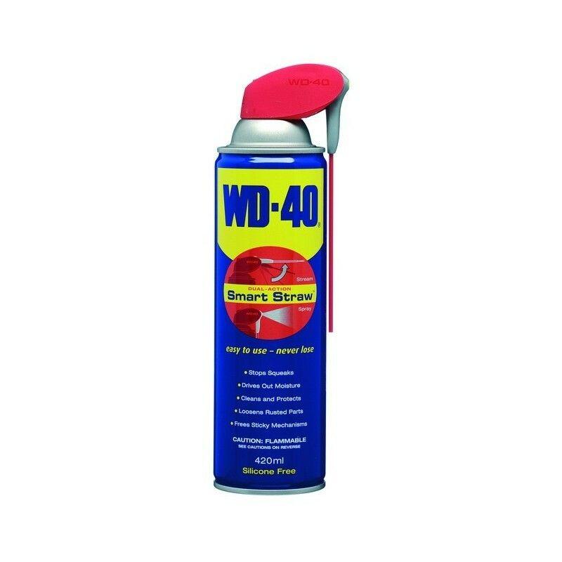 Univerzální mazivo WD 40 - Smart Straw – 420ml M & V