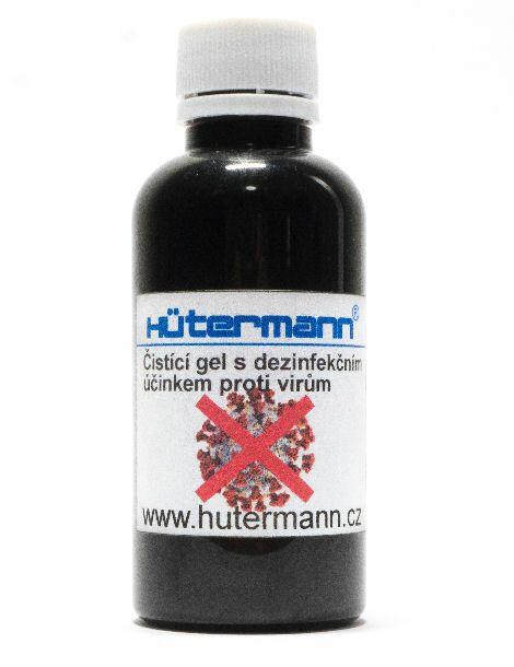 Dezinfekce gelová ET 30 ml HUTERMANN