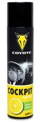 COYOTE Cockpit spray Citron 400 ml