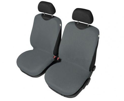 2996957f6532 Autopotahy Tričko BAVLA na přední sedadla - tmavěšedé SIXTOL ...