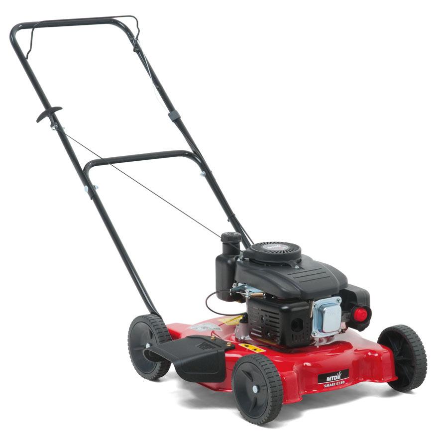 SMART 51 BO - travní sekačka s benzinovým motorem bez pojezdu