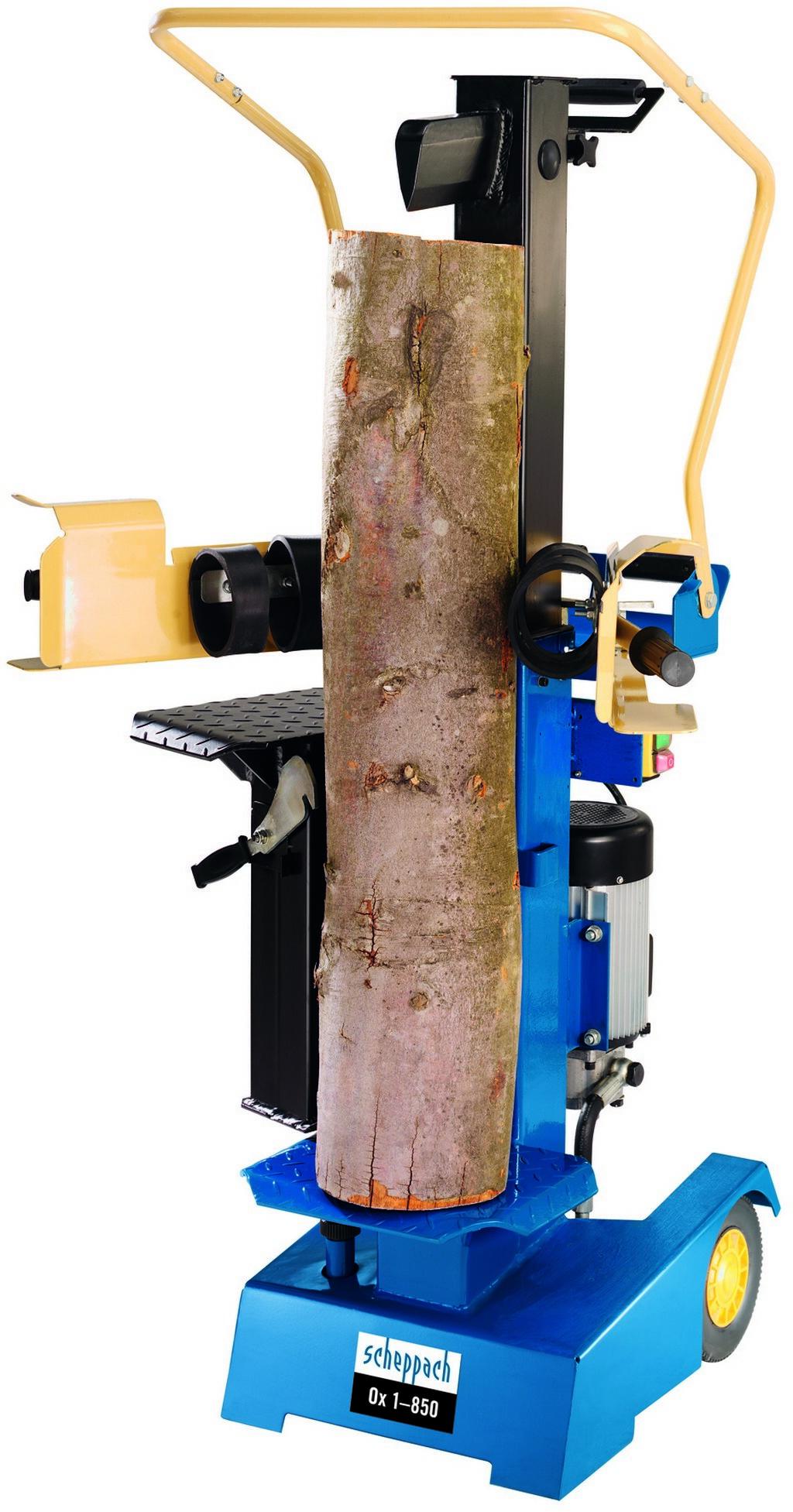 Ox 1-850 - štípač dřeva