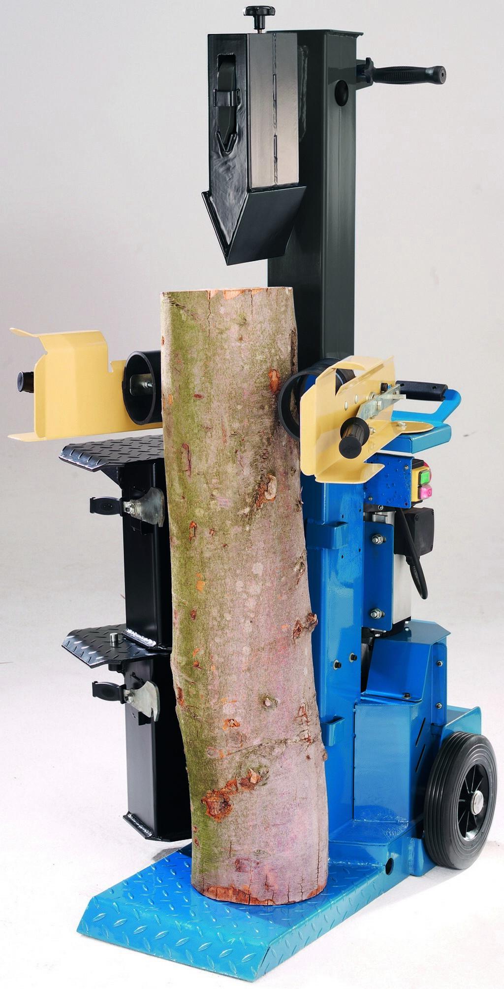 Ox 3-1000 - vertikální štípač dřeva 400 V