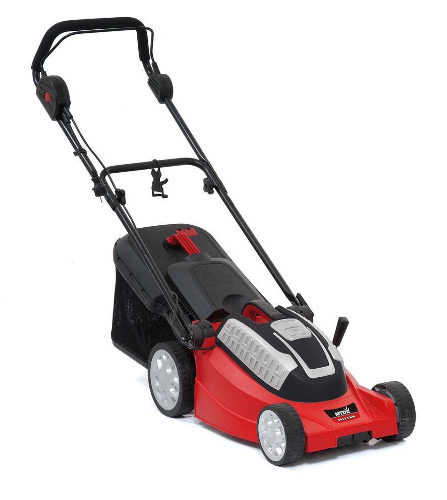3412 E HW - travní sekačka s elektrickým motorem