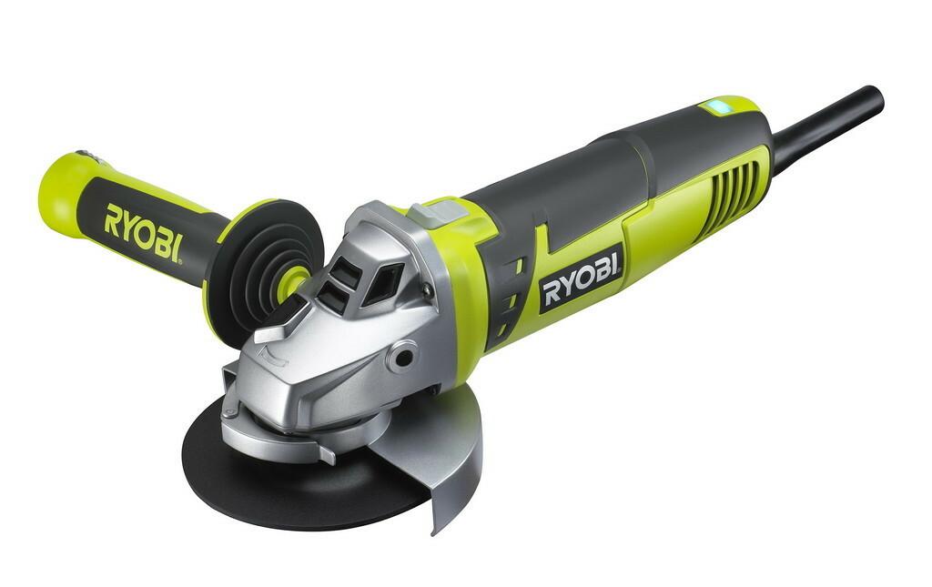 RYOBI EAG 950 RB - Úhlová bruska 125 mm