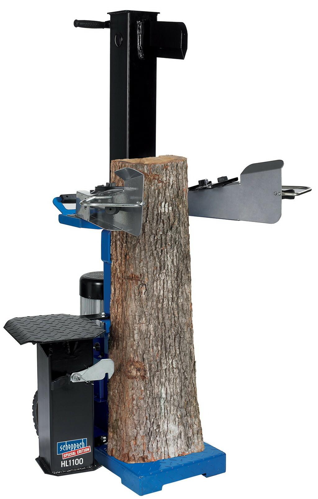 HL 1100 - vertikální štípač dřeva