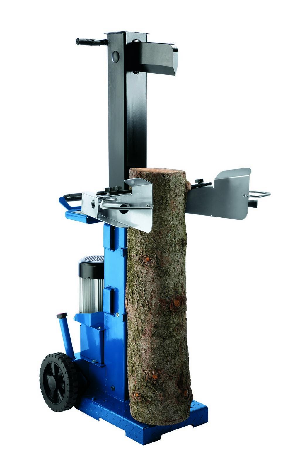 HL 1010 - vertikální štípač dřeva