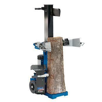 HL 1500 - vertikální štípač dřeva 15t