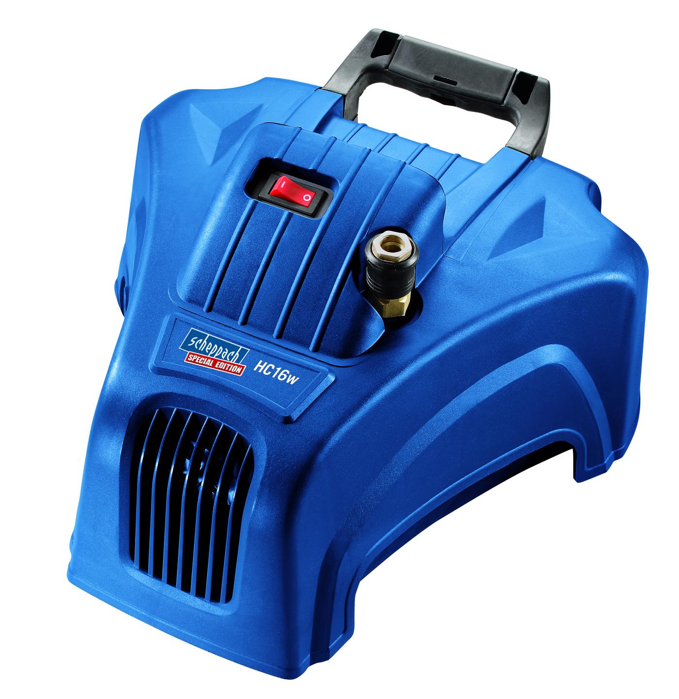 Kompresor HC 16 W s příslušenstvím, 1000W, Scheppach