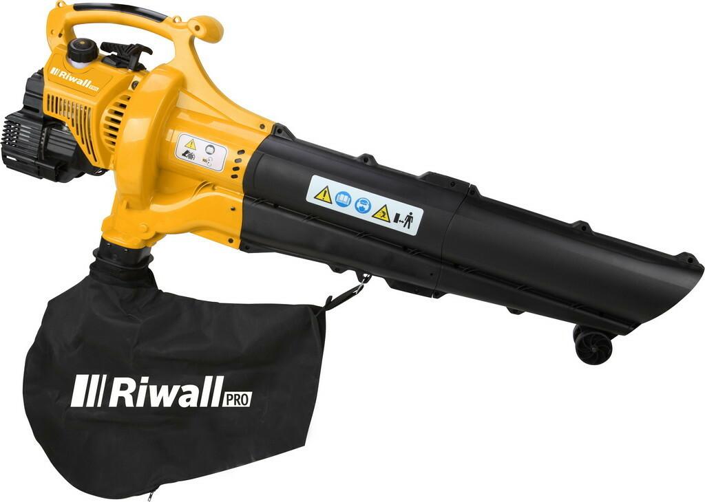 RIWALL RPBV 31 - vysavač/foukač s benzinovým motorem