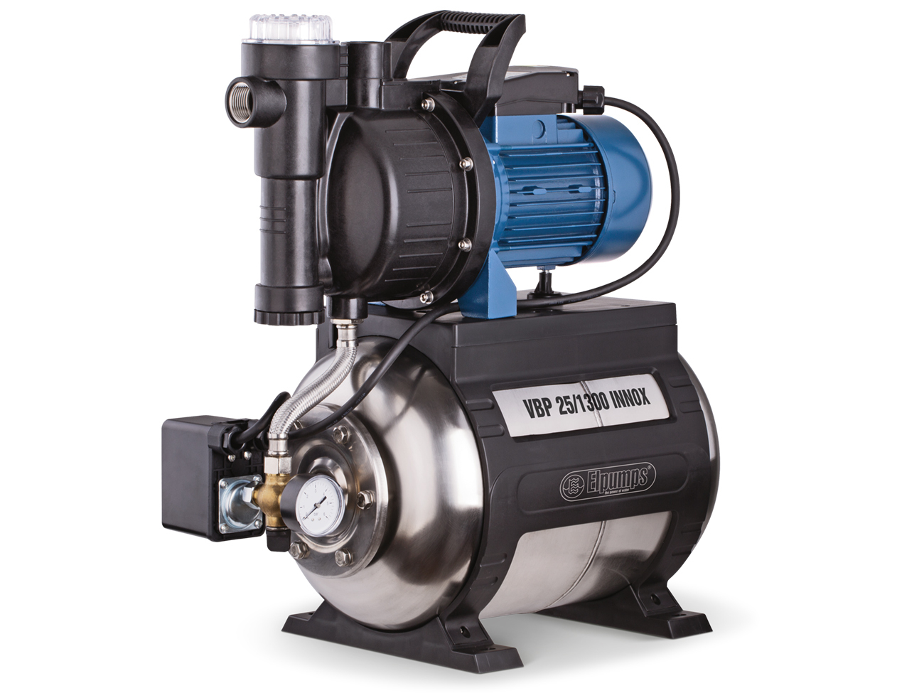 VBP 25/1300 INOX - domácí vodárna