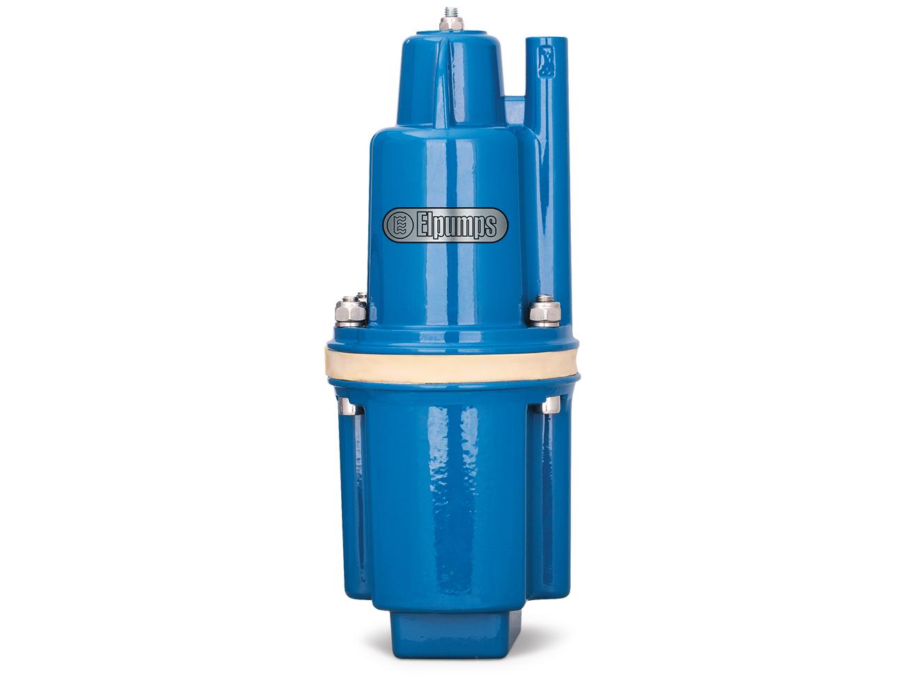 ELMPUMPS VP 300 - hlubinné ponorné čerpadlo do studní a vrtů ELMPUPMS