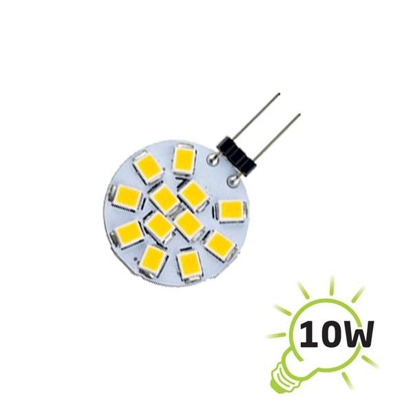 Žárovka LED G4 12SMD, 1,2W bílá přírodní TIPA UNI-T