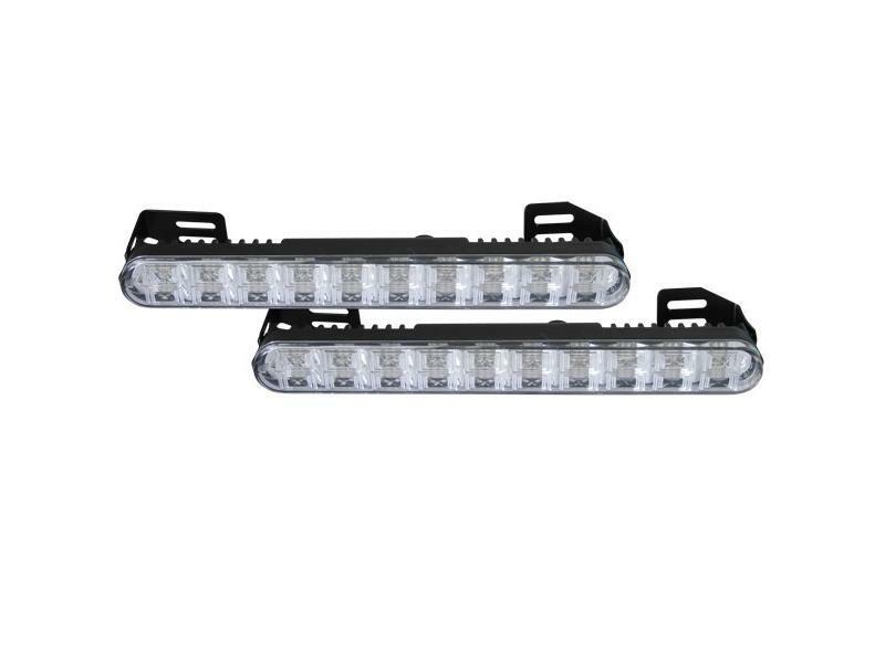 Světla pro denní svícení LED DRL020/pir, homologace TIPA