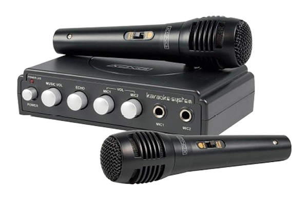 Karaoke sada černá KÖNIG HAV-KM11