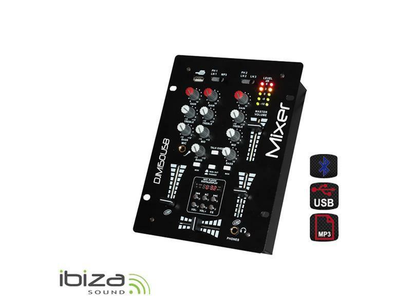 Mixážní pult IBIZA DJM150USB-BT