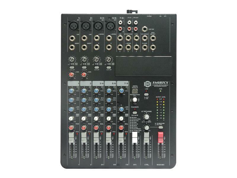 Mixážní pult SHOW XMG-82CX