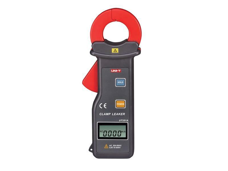 Měřicí klěště na unikajicí proudy UNI-T UT251A