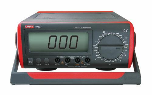 Stolní multimetr UNI-T UT801